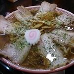 ふくろう - しょうゆチャーシュー麺