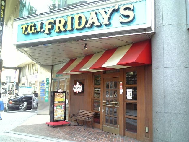 T.G.I FRIDAYS 横浜西口店