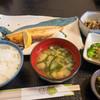 酒房肴町 - 料理写真:塩さば焼定食 700円