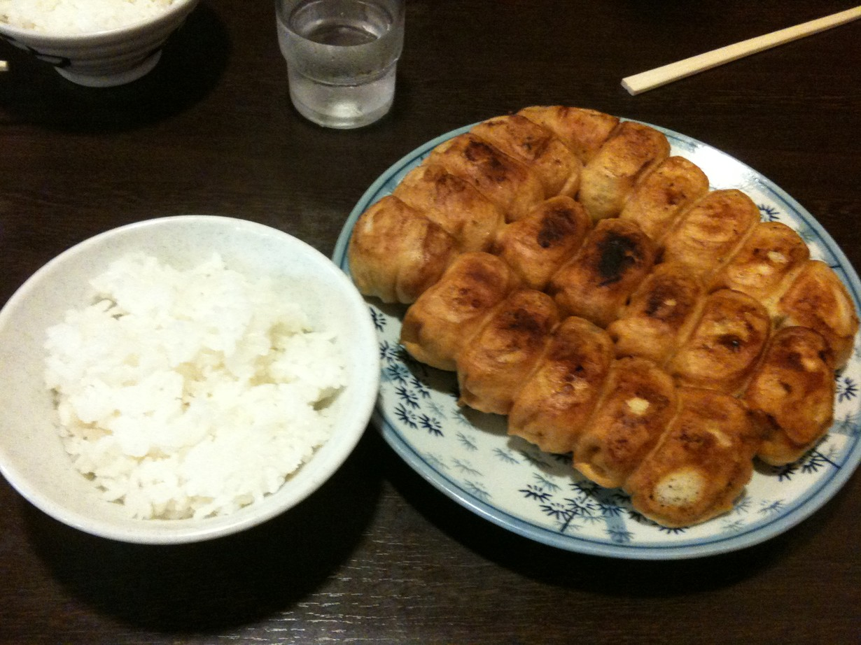 ホワイト餃子 鹿児島店