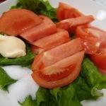 焼肉 明月館 - トマト