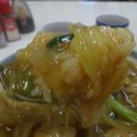 ごんべ食堂 - カレー丼アップ