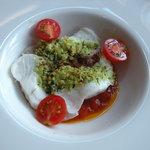 チェントピアッティ - コース:魚料理