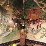平野屋 - 【New!】大きな柚子が飾られていました