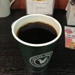 珈琲問屋 - コーヒーのMサイズ @180円