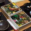 浅田屋 - 料理写真:写真上:二の重、写真下:一の重