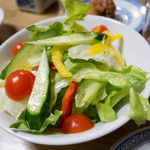 八仙 - 野菜サラダ 250円