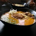 麺屋 軌跡 - 麺屋 軌跡 高松本店(黒ごま担々麺)