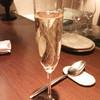 小花 - 料理写真:シャンパン