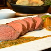 ビストロ ドゥーブル - 料理写真:牛ランプ肉の塩パイ包み焼き