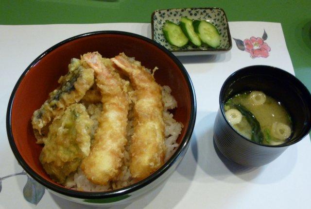天ぷら旬菜