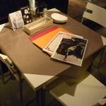 エスペランサ - ☆窓際のテーブル席☆