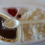 ほかほか弁当 ひまわり - カレー