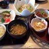 茶房 はせ - 料理写真:おまかせランチ サワラの西京焼き
