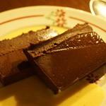ダム・ジャンヌ - チョコレートのテリーヌ(840円)(2013/12)