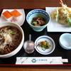 米沢牛レストラン アビシス - 料理写真:なめこおろしそば