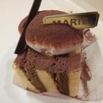 Patisserie  MARIE - ティラミス(340円)