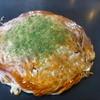 かくれんぼ - 料理写真:広島風豚玉(生麺、トッピング餅)