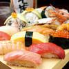 咲か蔵 - 料理写真:市場直送!自慢のお寿司