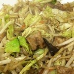 中華大龍 - 肉野菜炒め
