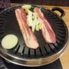 韓国料理イモネ - 料理写真:サムギョプサル