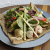 ポパンクールカフェ - 料理写真:シーフードガレット