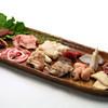 ホルモンひろ - 料理写真:ホルモンバラエティセット