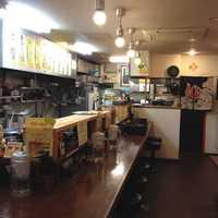 節系とんこつらぁ麺 おもと - 店内写真