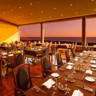七里ガ浜の高台に佇む「鎌倉プリンスホテル」内にあり本格フレンチ料理がご堪能頂けます。