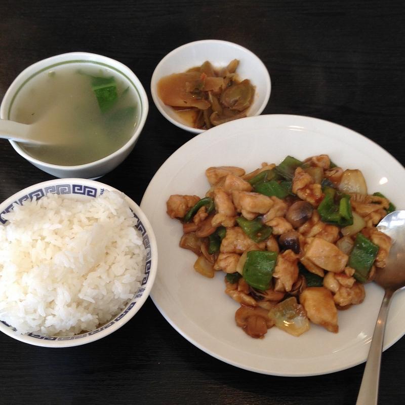 中国料理 珠華飯店 平岸店