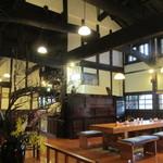旬膳処 茶目 - 築200年の町家を移築