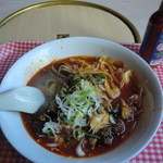 瑞鳳 - ジョロキア蒙古湯麺 880円