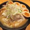 鐵灯 - 料理写真:【麦味噌ラーメン】麦麹のまろやかな甘さは絶品。※写真は味たま二個と野菜をトッピング