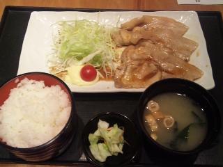 日本海庄や 新潟駅店