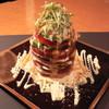 はな - 料理写真:ツナトマキューのミルフィーユ仕立て