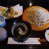 えびな 上野藪そば - 料理写真:天せいろ(大盛り)