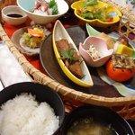 日本料理ほう吉 - 華かご会席1,200円