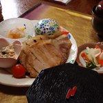 日本料理ほう吉 - 日替わり御膳850円