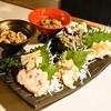 yakigaikuon - 料理写真:貝刺し5種盛り(3,500円)ホタテ、白ミル、マツブ、サザエ、平貝
