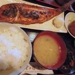 里の宿 - 定食