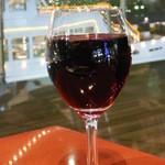 ハーバーズカフェ - 赤ワイン(たっぷりあります)
