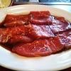 焼肉うちだ - 料理写真:ランチの「カルビ」