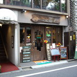 236473 - OptioA30:Raja(参宮橋)の店構え