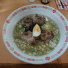 テールスープの店 光亭 - 料理写真:バラ肉テールラーメン