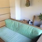 オーガニックカフェ チャント - ロフトソファー席