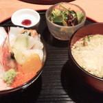 鮓・地魚本舗 一神 - ランチ・海鮮丼