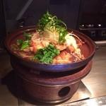 里味 - 鱈の白子醤油焼き。
