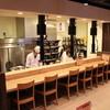 七輪焼肉 肉屋 - 内観写真:カウンター有り。一人焼肉できますよ。