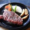 花やしき - 料理写真:特選ロースステーキ