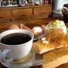 ブラジルコーヒー - 料理写真:モーニング 550円(8:00-11:00)
